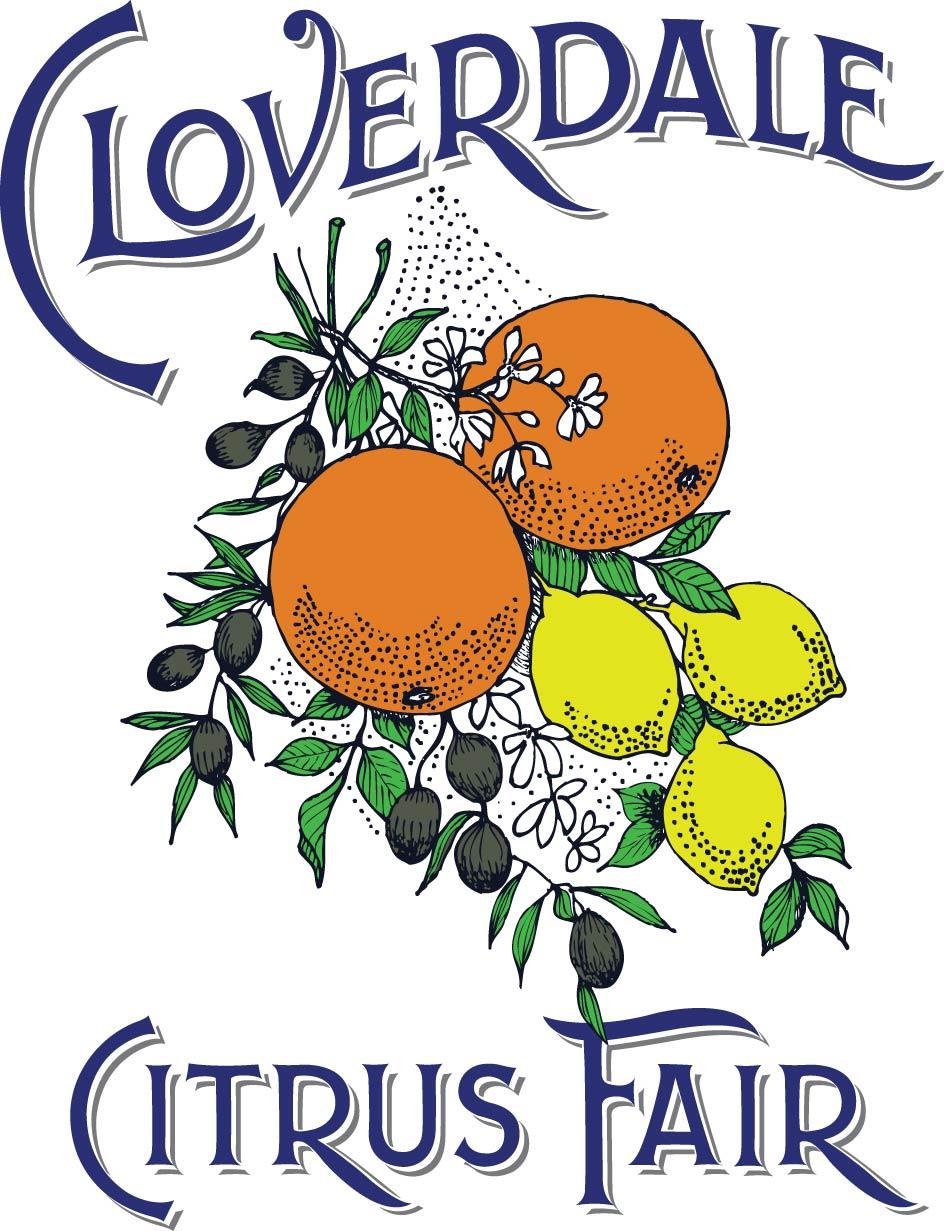 cloverdale citrus fair logo