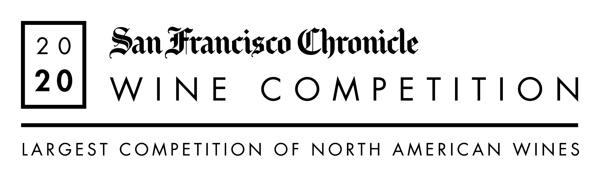 san francisco chronicle wine competition 2020 logo potluck consulting client
