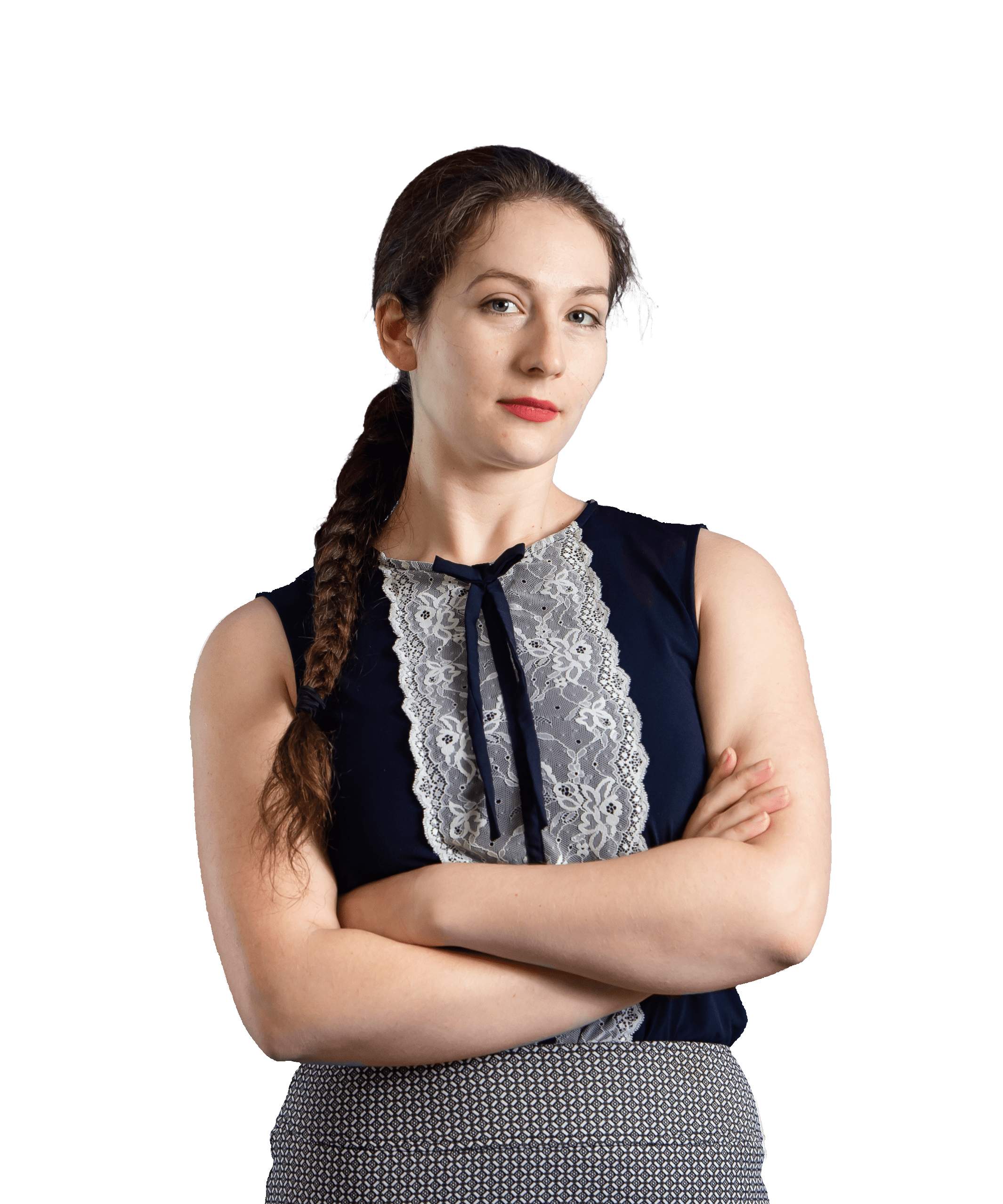Victoria Paoloni digital marketing specialist at Potluck Consulting